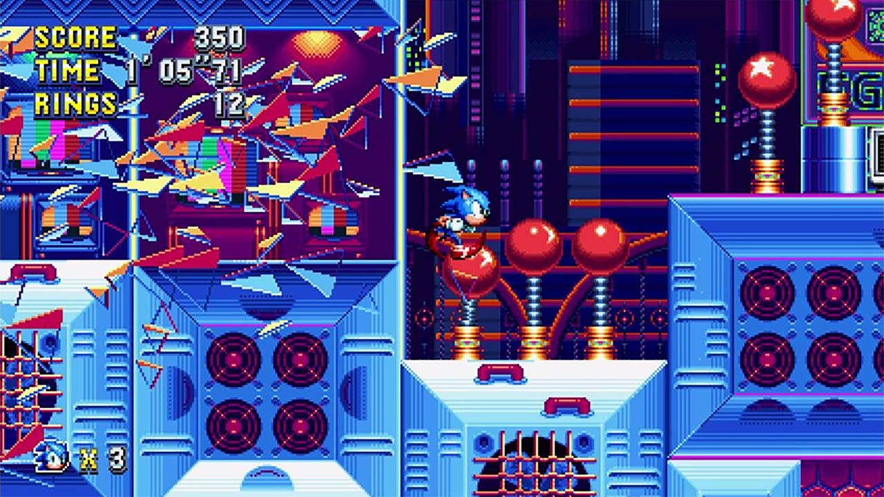 Sonic Mania – starý dobrý retro Sonic 149580