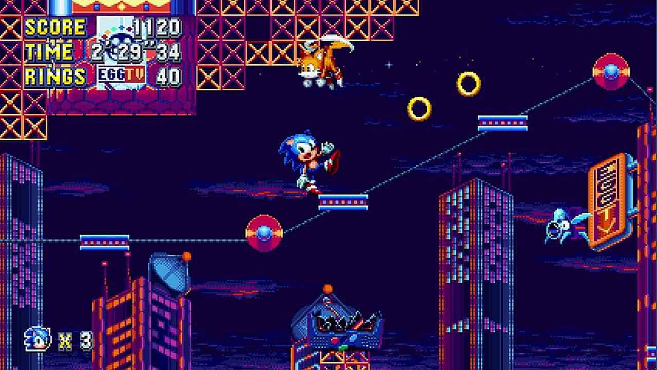 Sonic Mania – starý dobrý retro Sonic 149582