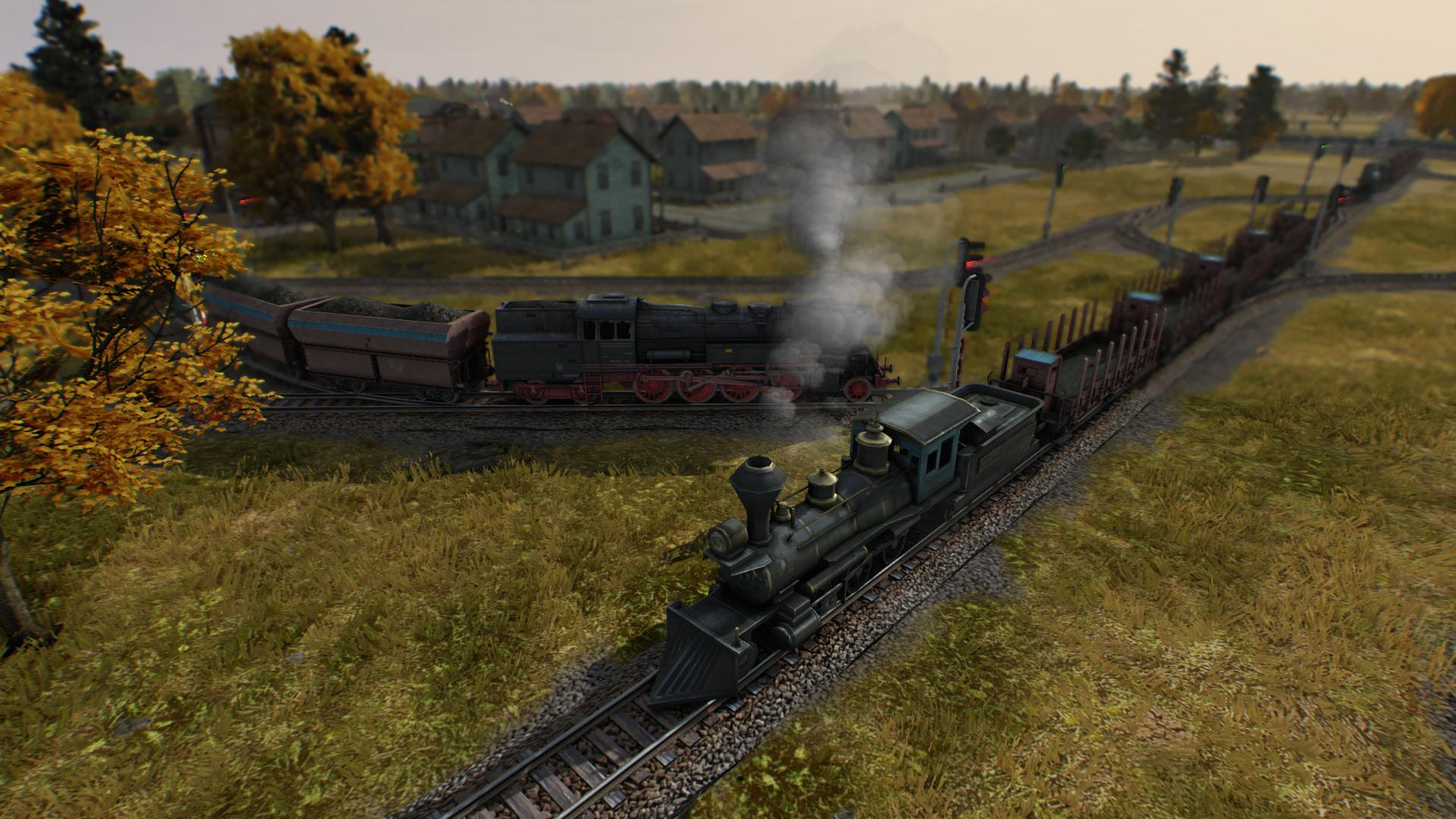České Mashinky dorazí na Steam 6. října 149589