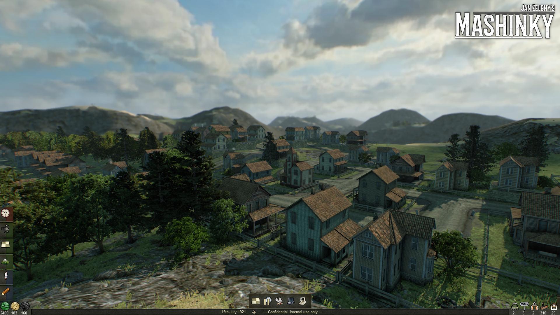České Mashinky dorazí na Steam 6. října 149592