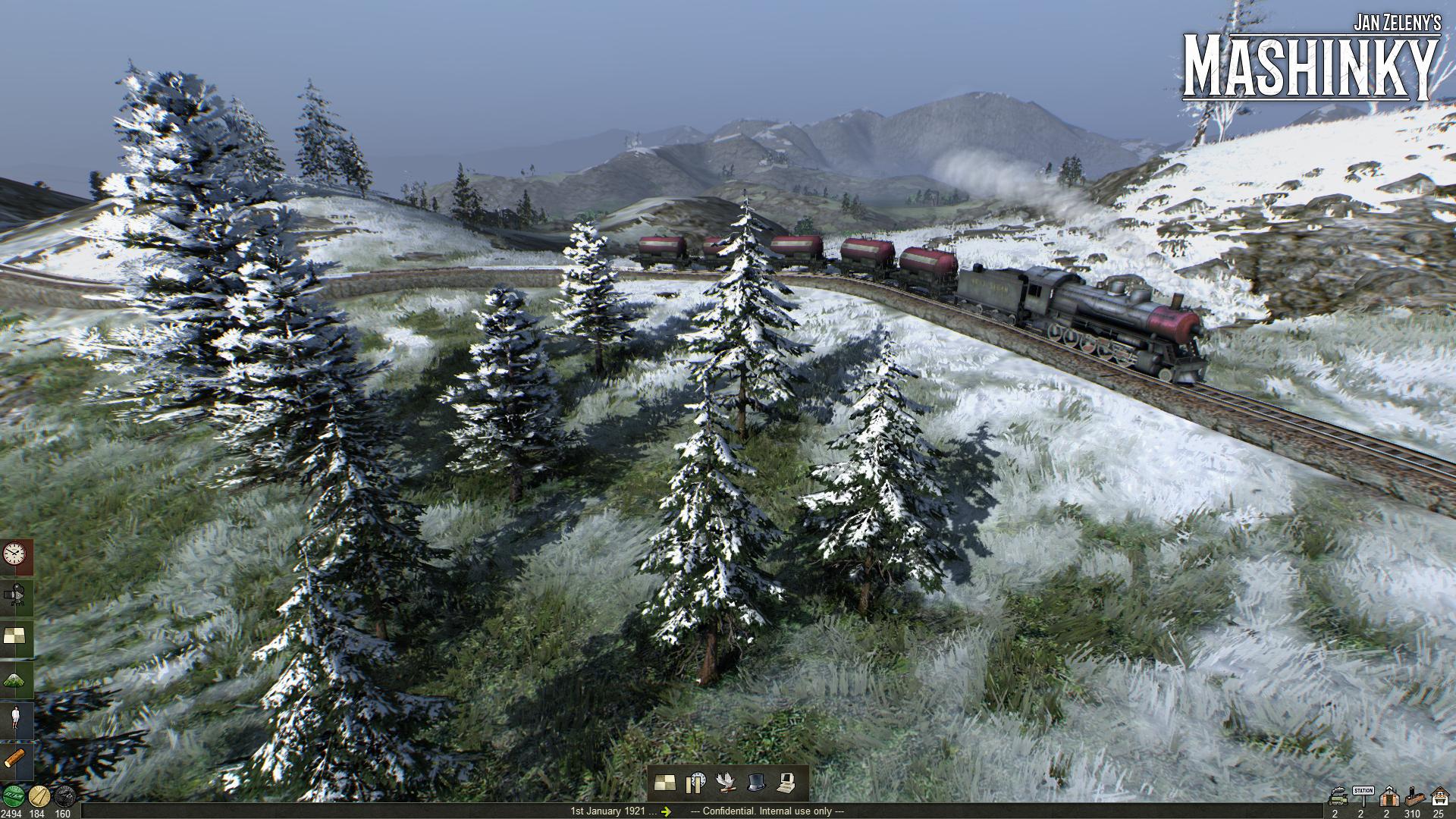 České Mashinky dorazí na Steam 6. října 149594