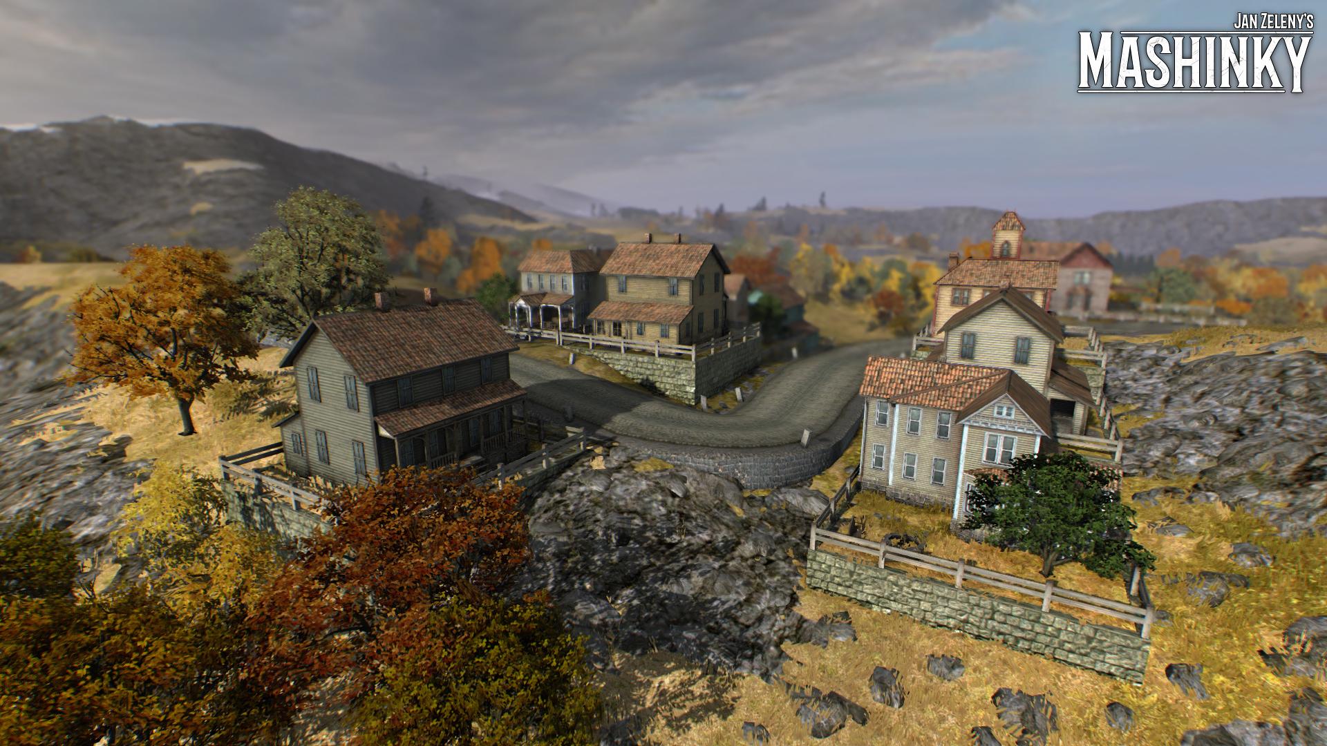 České Mashinky dorazí na Steam 6. října 149598