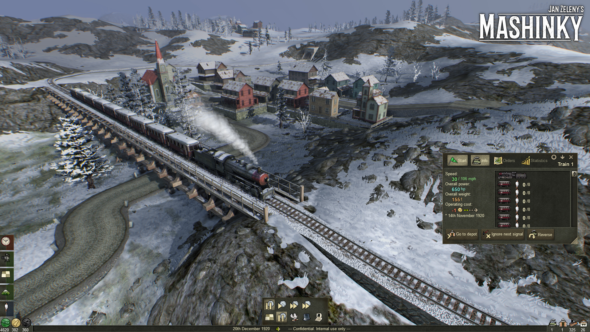 České Mashinky dorazí na Steam 6. října 149599
