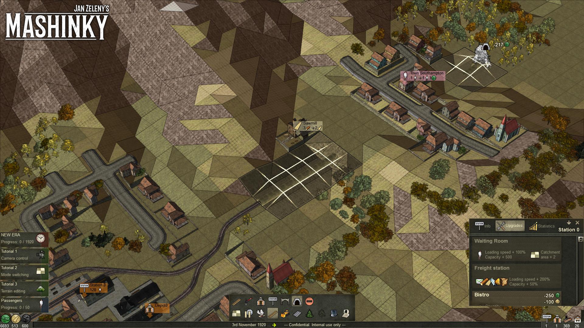 České Mashinky dorazí na Steam 6. října 149600