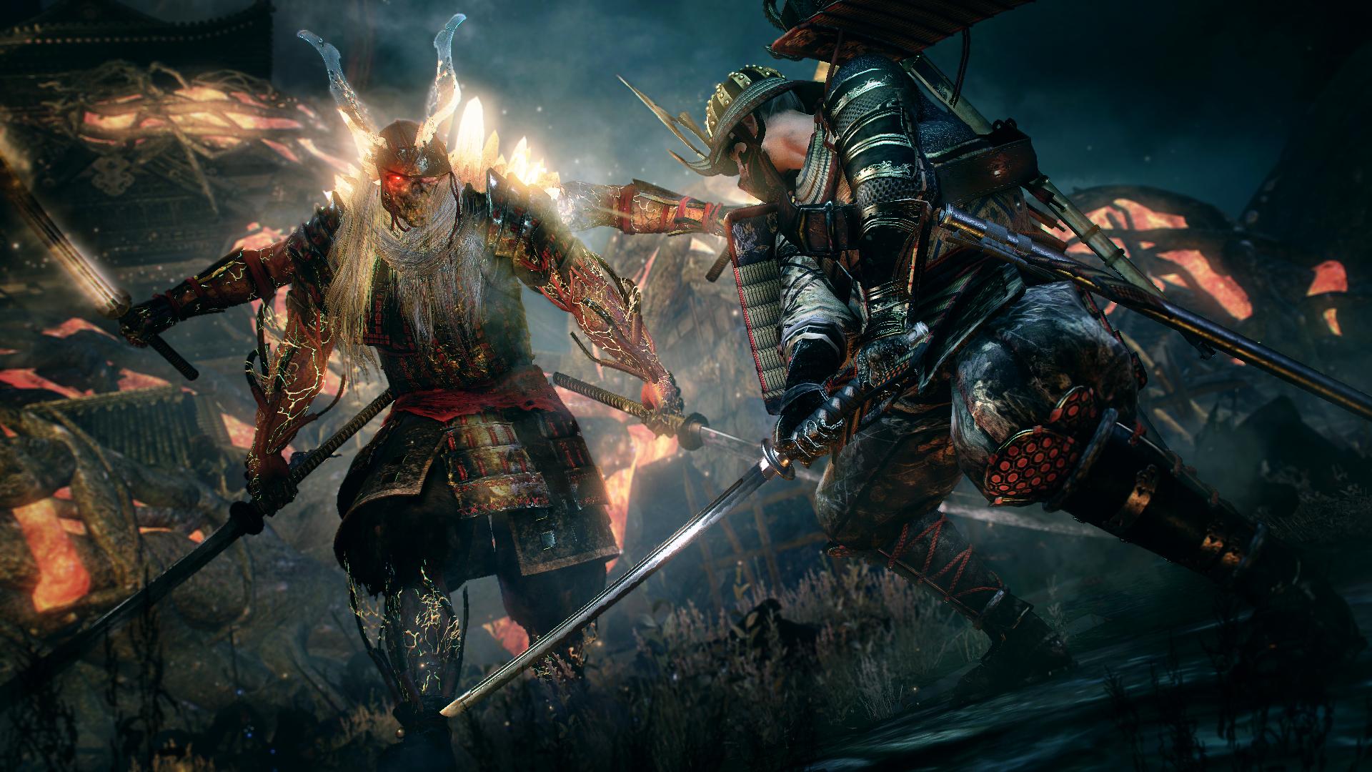 Finální DLC pro Nioh vyjde koncem září 149612