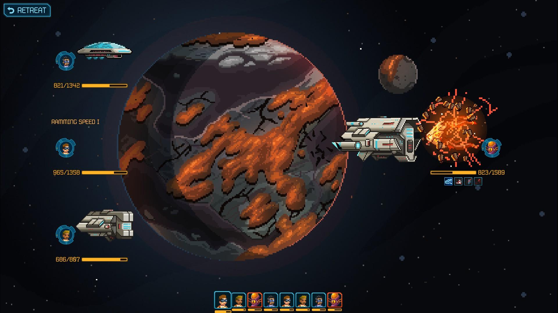 Halcyon 6: Lightspeed Edition – vesmírná strategie jak má být 149623