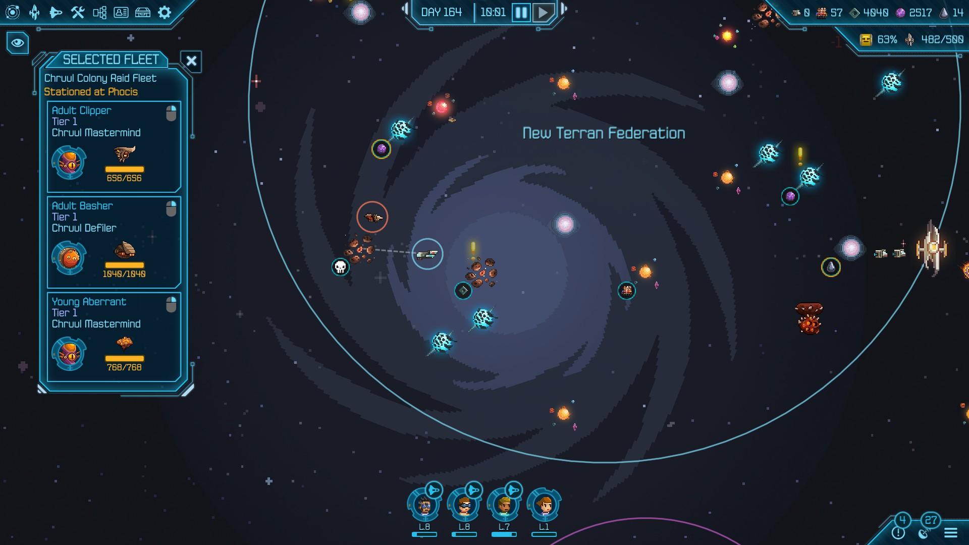 Halcyon 6: Lightspeed Edition – vesmírná strategie jak má být 149631
