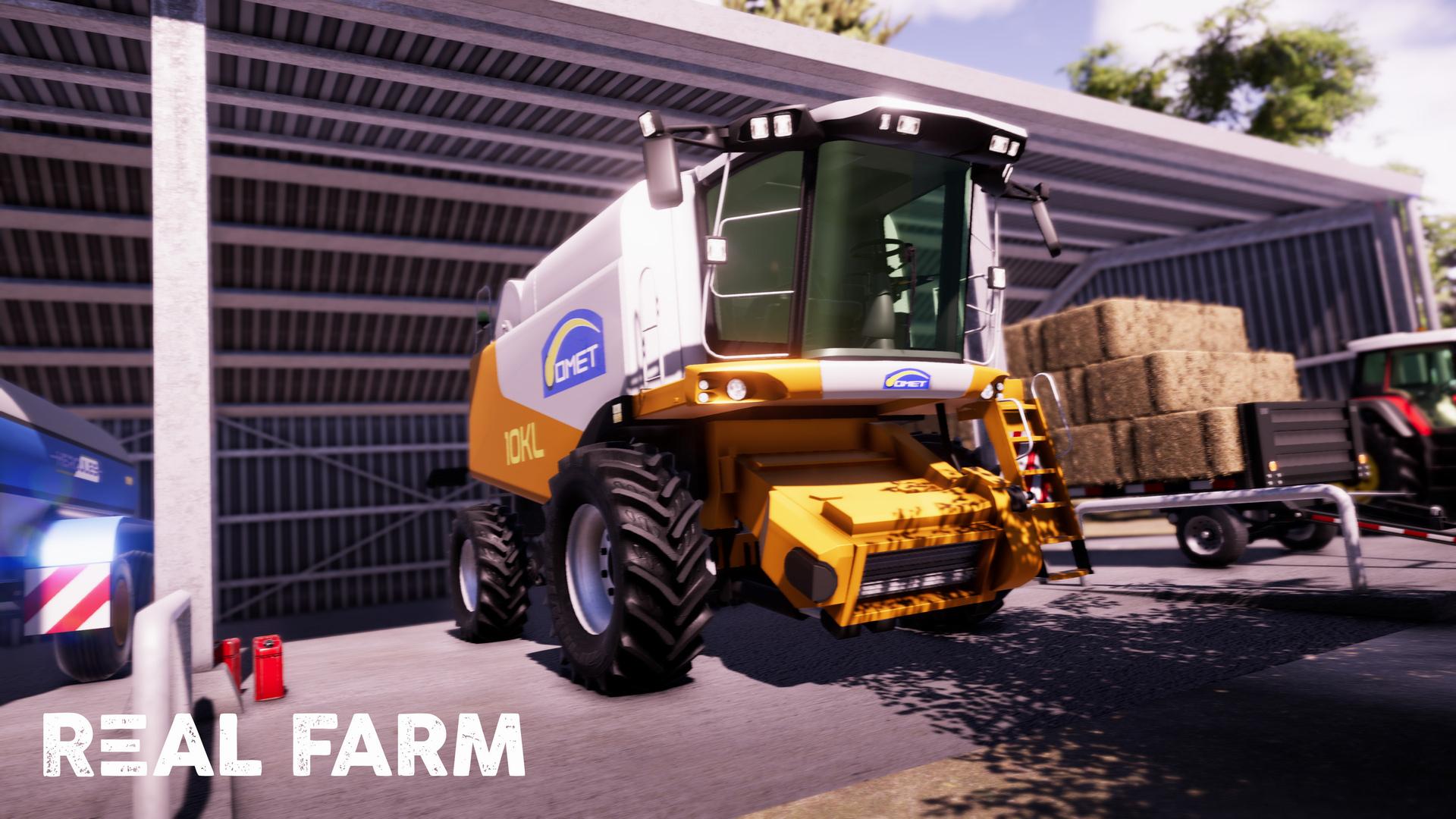 Výzva na venkově v Real Farm 149643