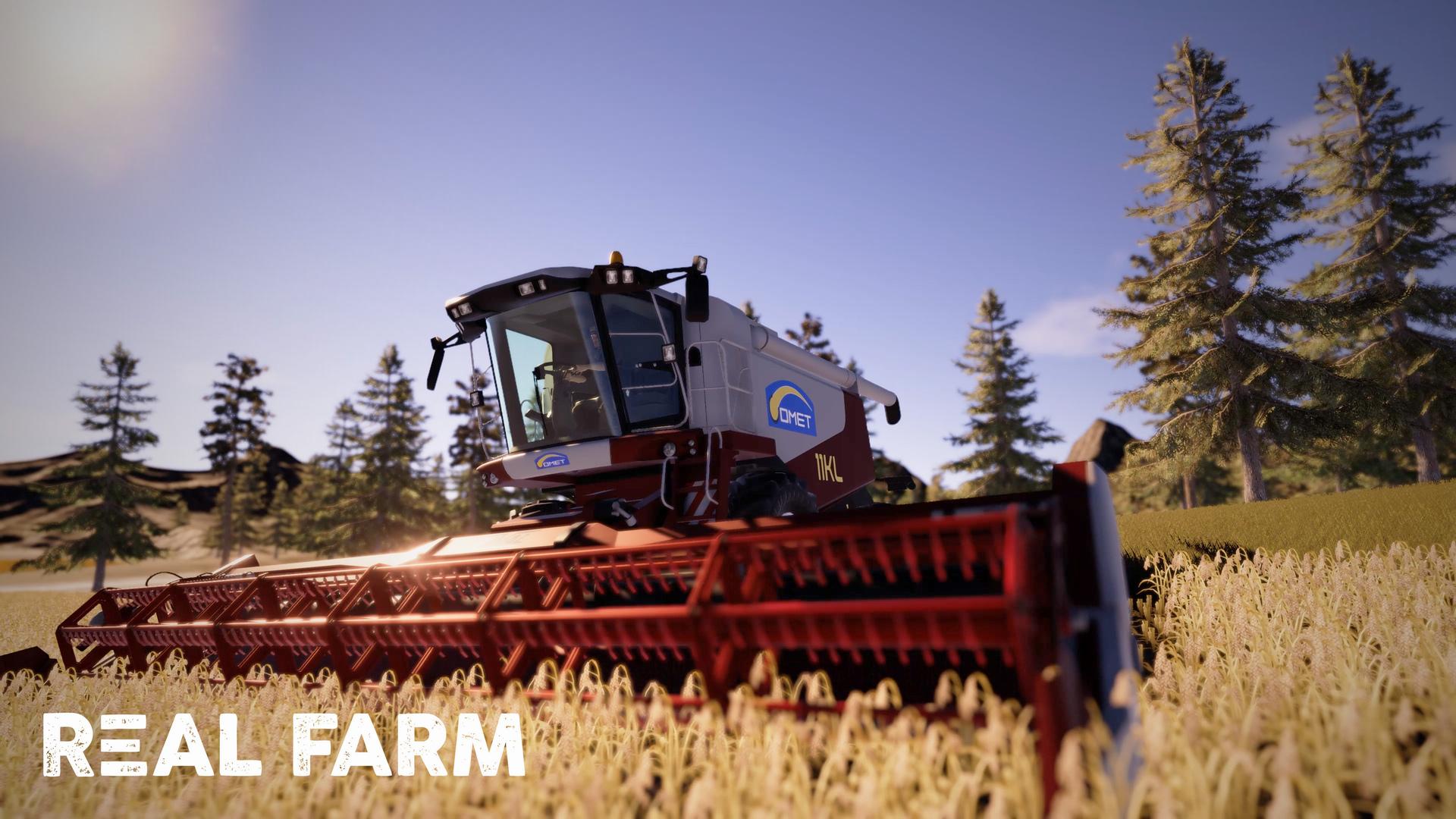 Výzva na venkově v Real Farm 149644