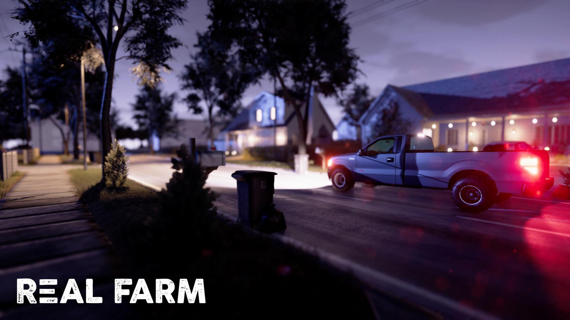 Výzva na venkově v Real Farm 149646