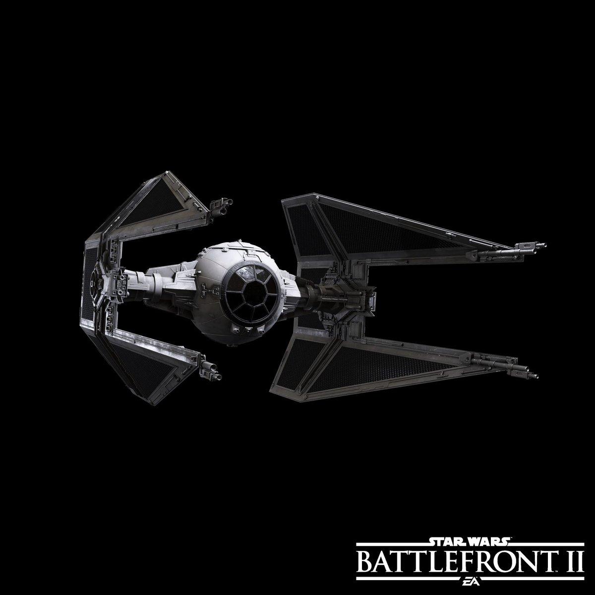 Ukázka některých lodí a stíhaček ze Star Wars: Battlefrontu 2 149707