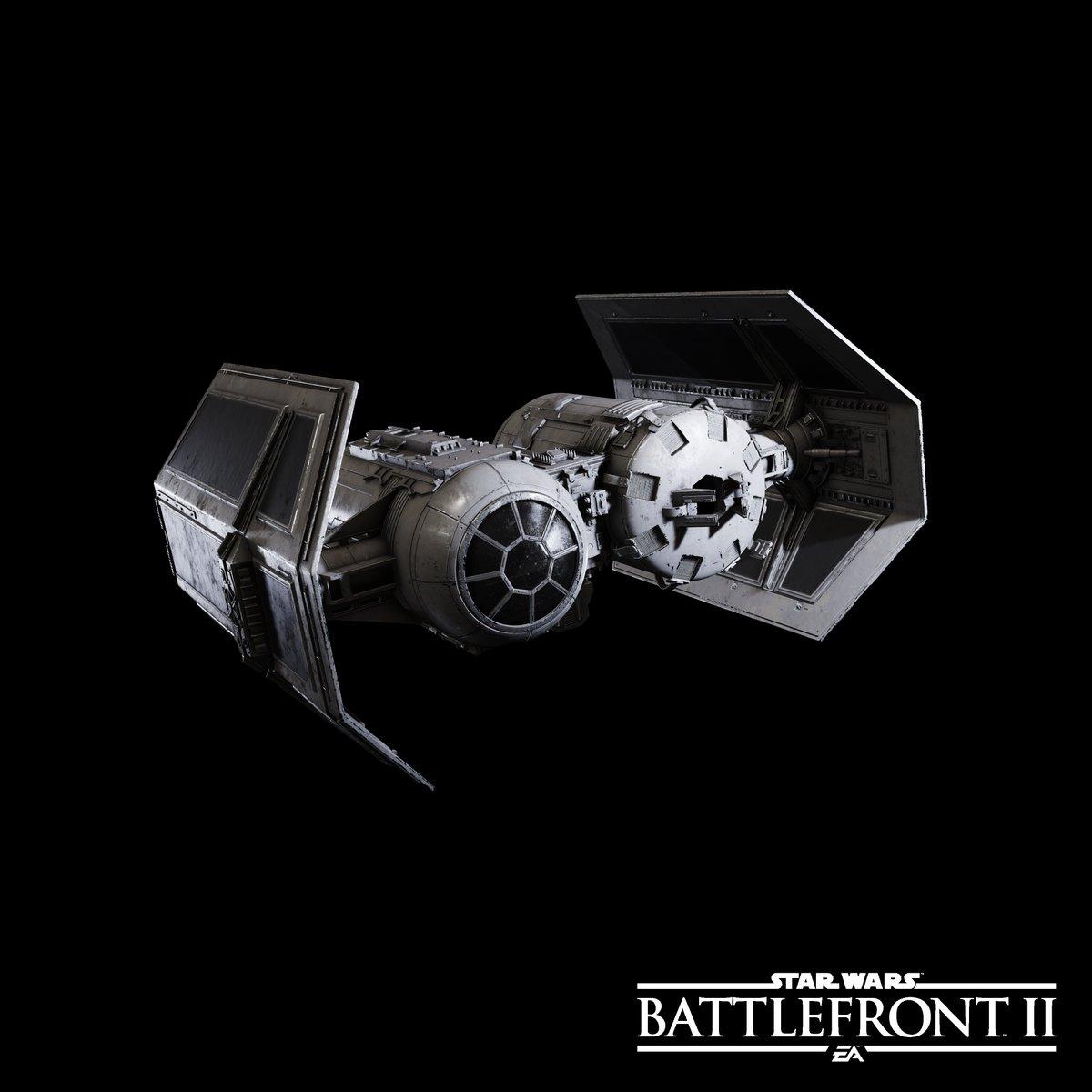 Ukázka některých lodí a stíhaček ze Star Wars: Battlefrontu 2 149709