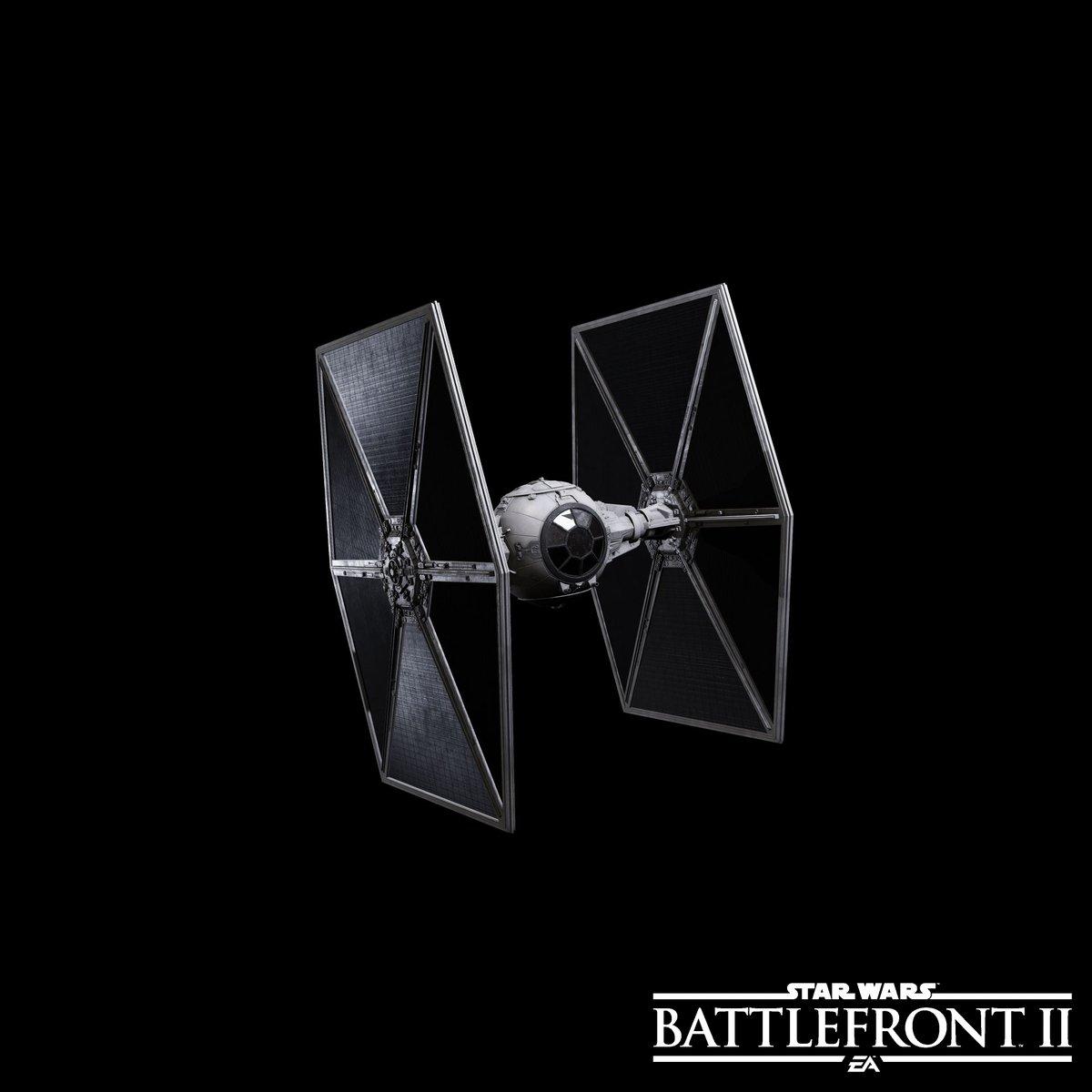 Ukázka některých lodí a stíhaček ze Star Wars: Battlefrontu 2 149711