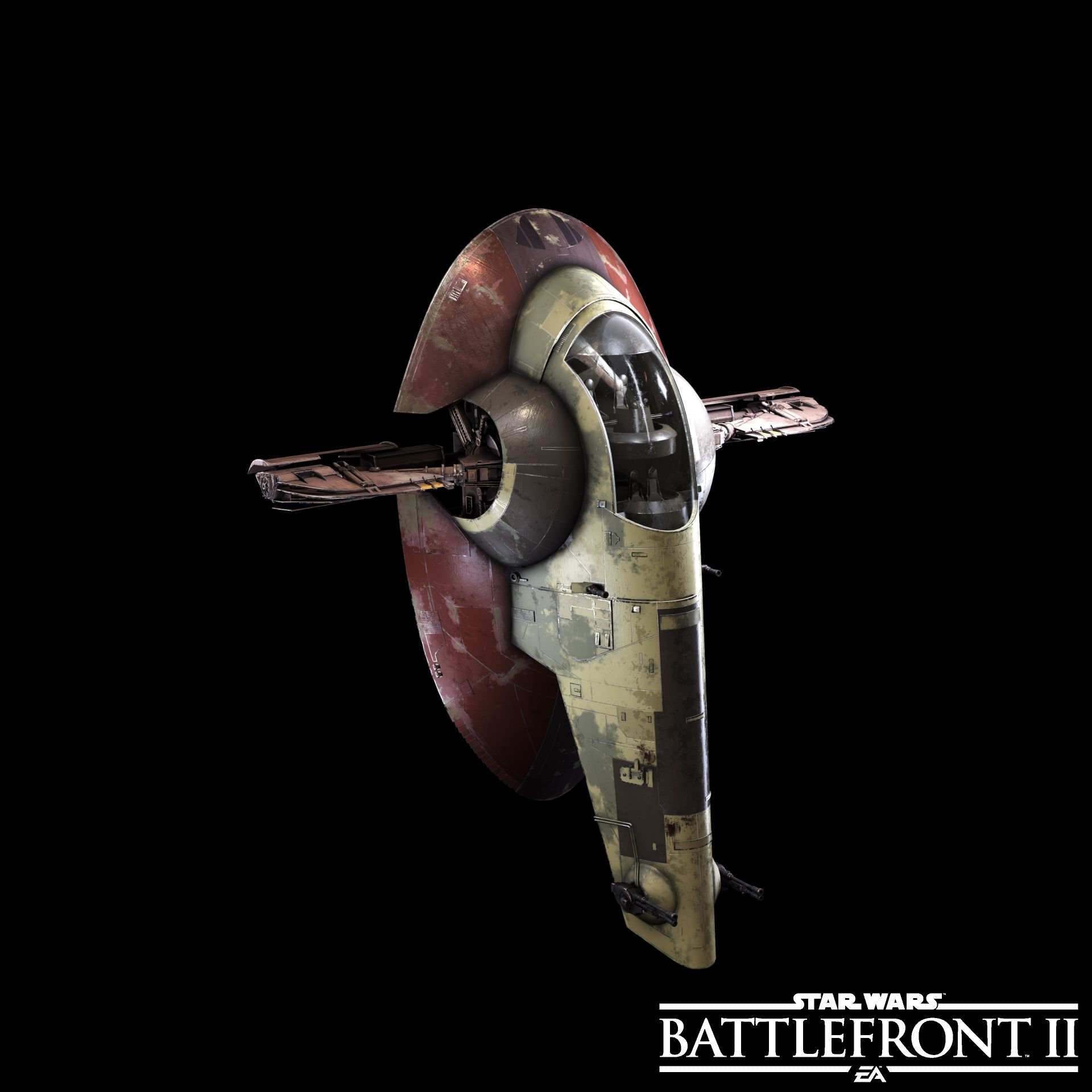 Ukázka některých lodí a stíhaček ze Star Wars: Battlefrontu 2 149714