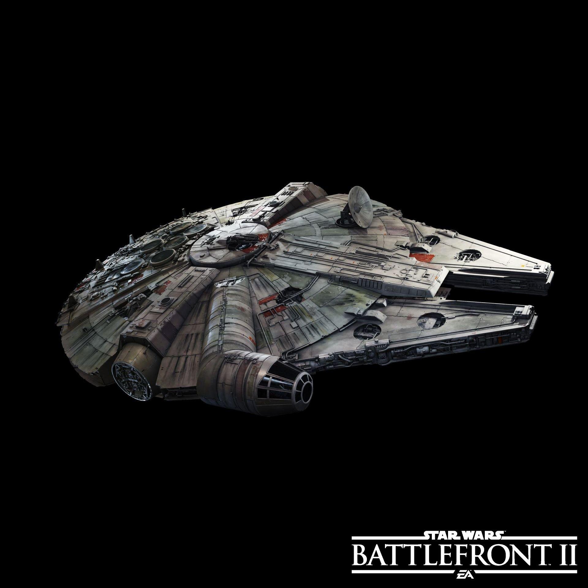 Ukázka některých lodí a stíhaček ze Star Wars: Battlefrontu 2 149715