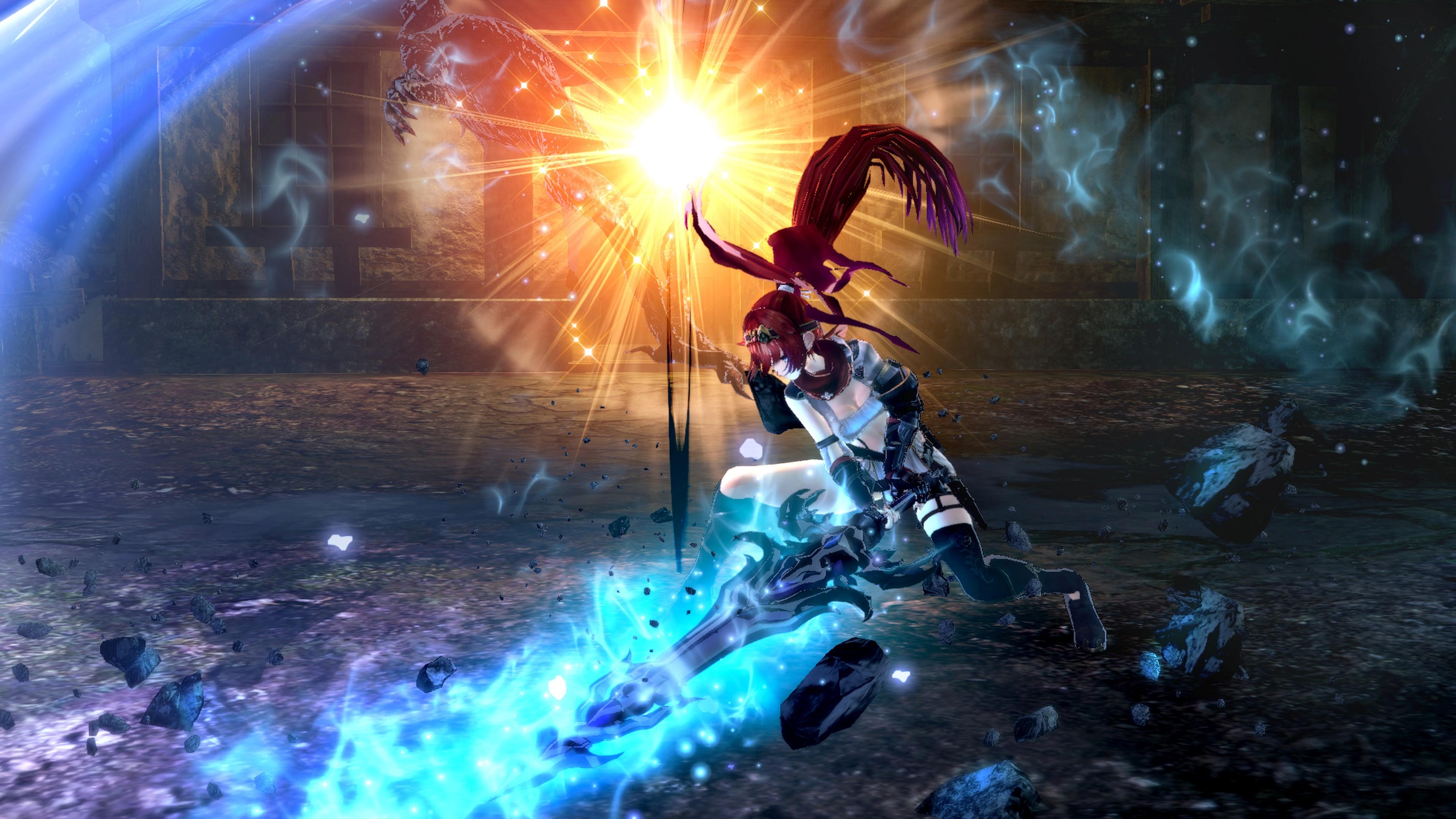 Detaily bojového sytému Nights of Azure 2 a bonusy po vydání 149816