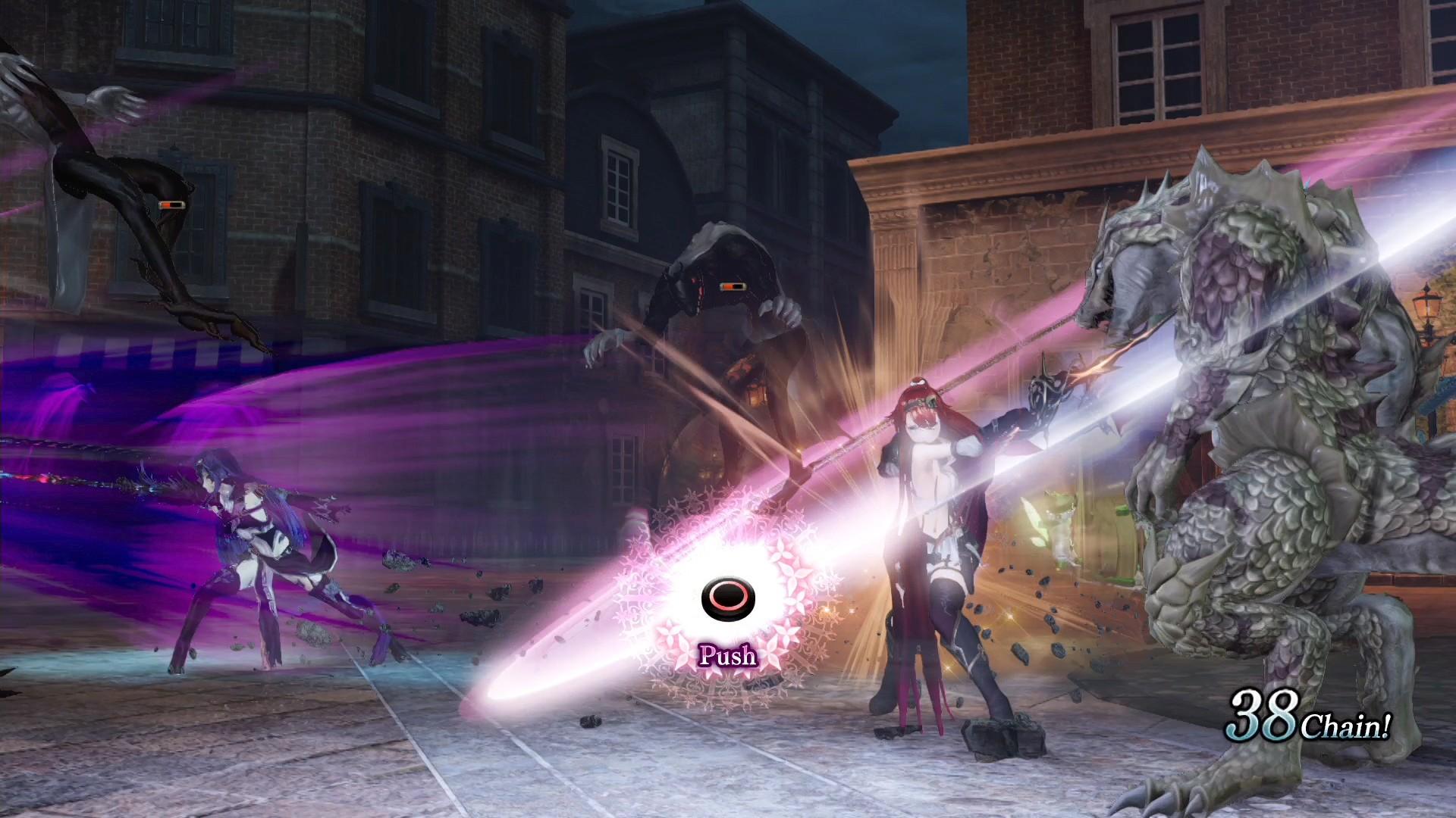 Detaily bojového sytému Nights of Azure 2 a bonusy po vydání 149823
