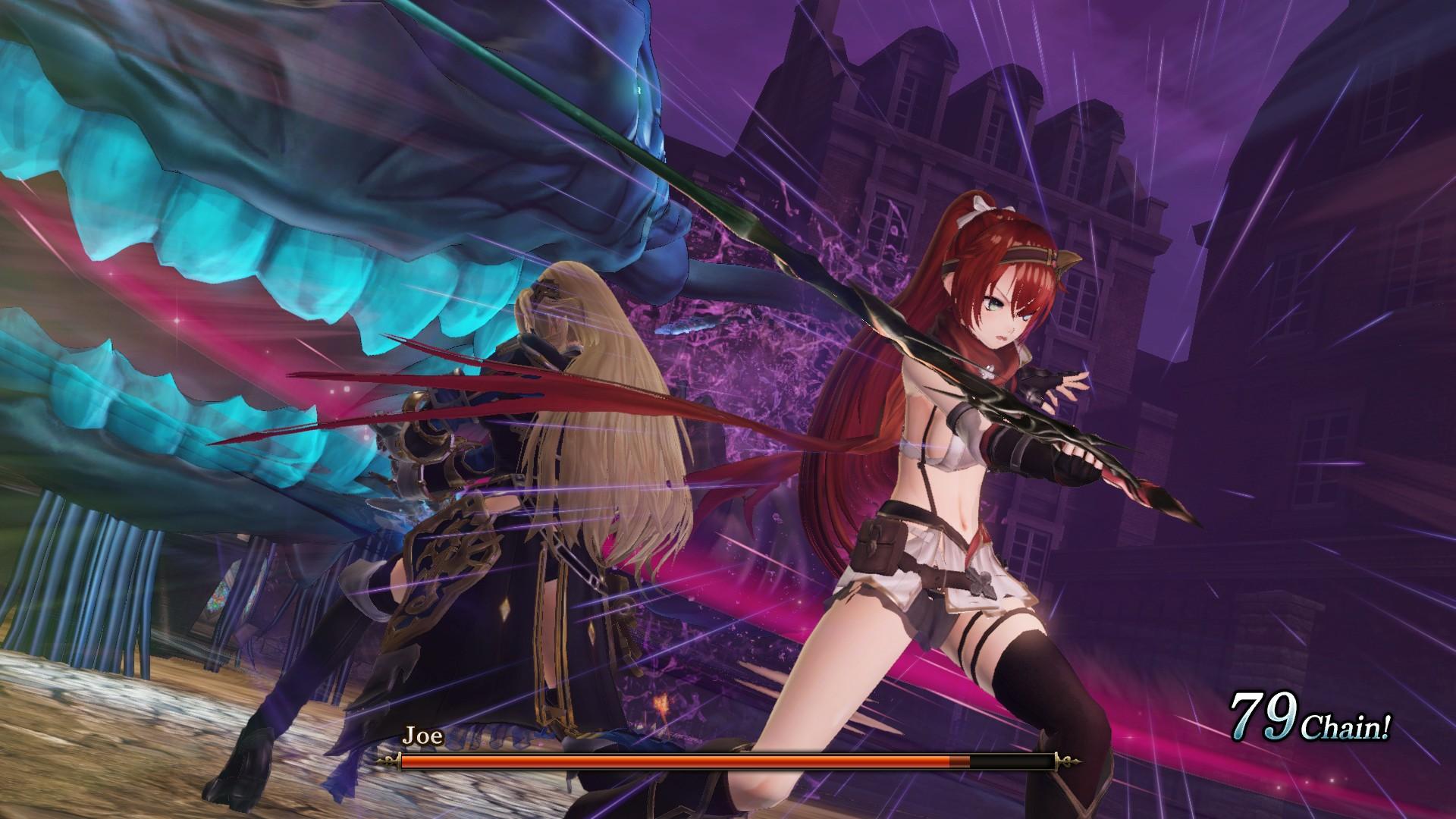 Detaily bojového sytému Nights of Azure 2 a bonusy po vydání 149829