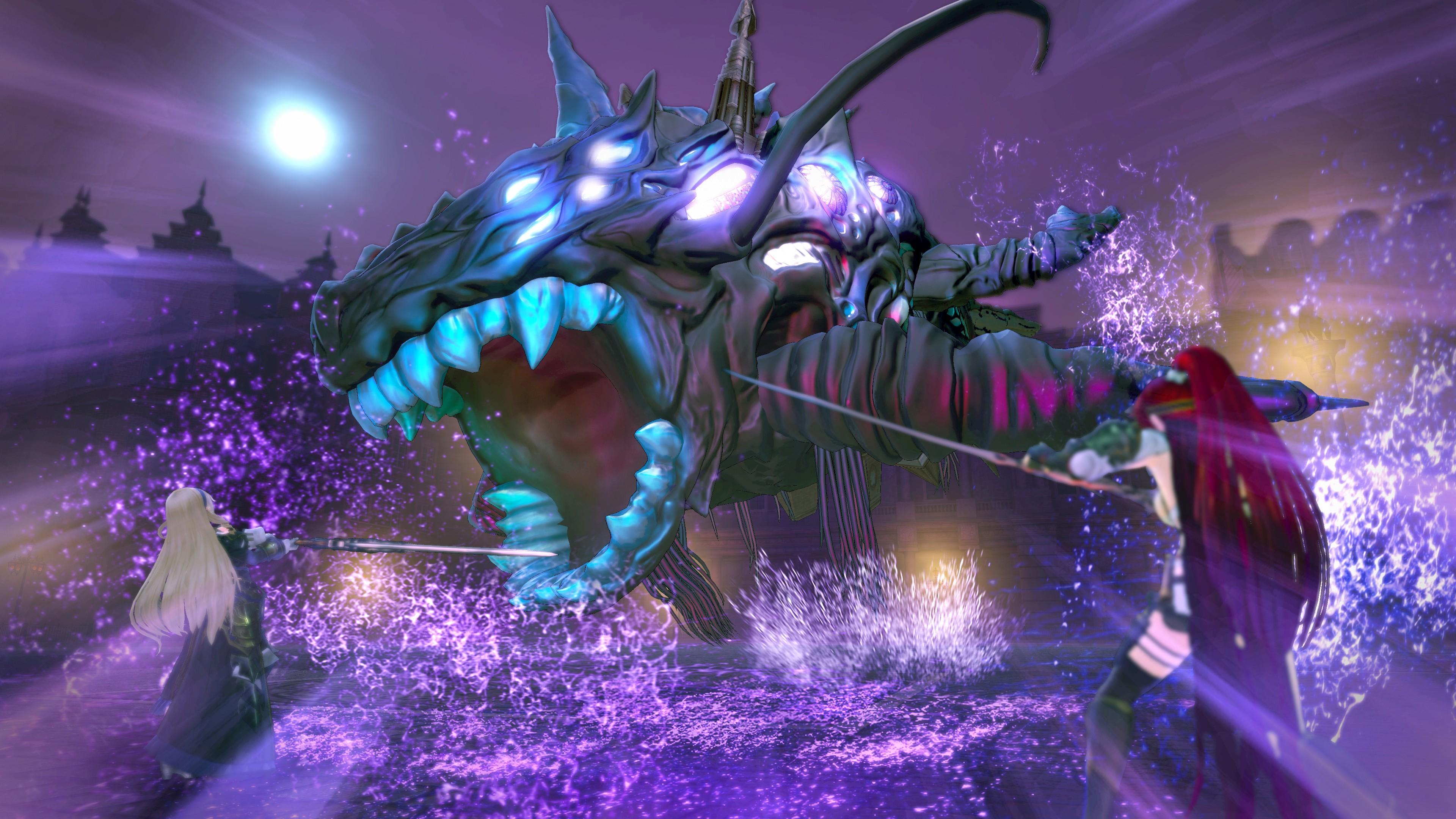 Detaily bojového sytému Nights of Azure 2 a bonusy po vydání 149830