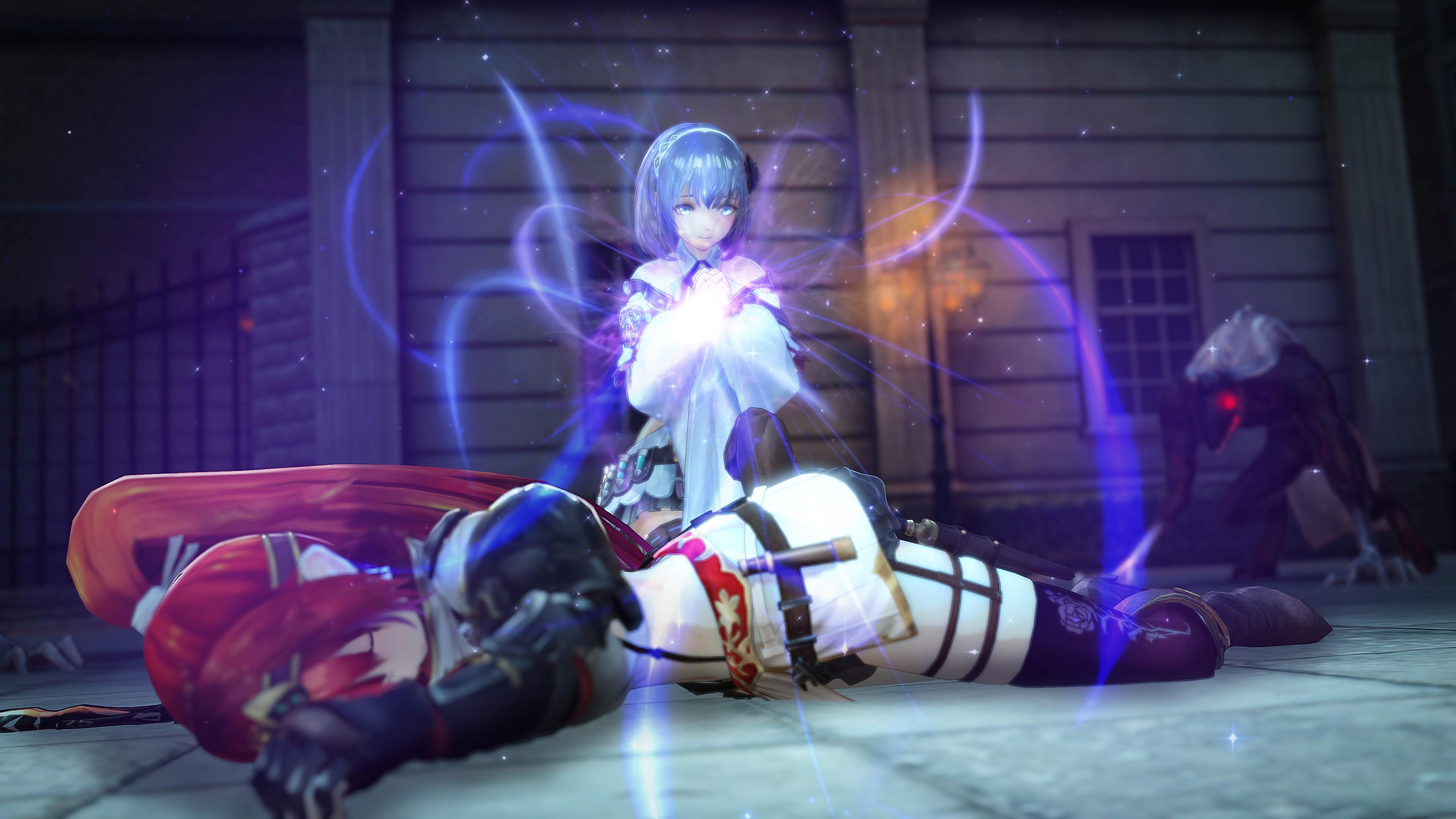 Detaily bojového sytému Nights of Azure 2 a bonusy po vydání 149843