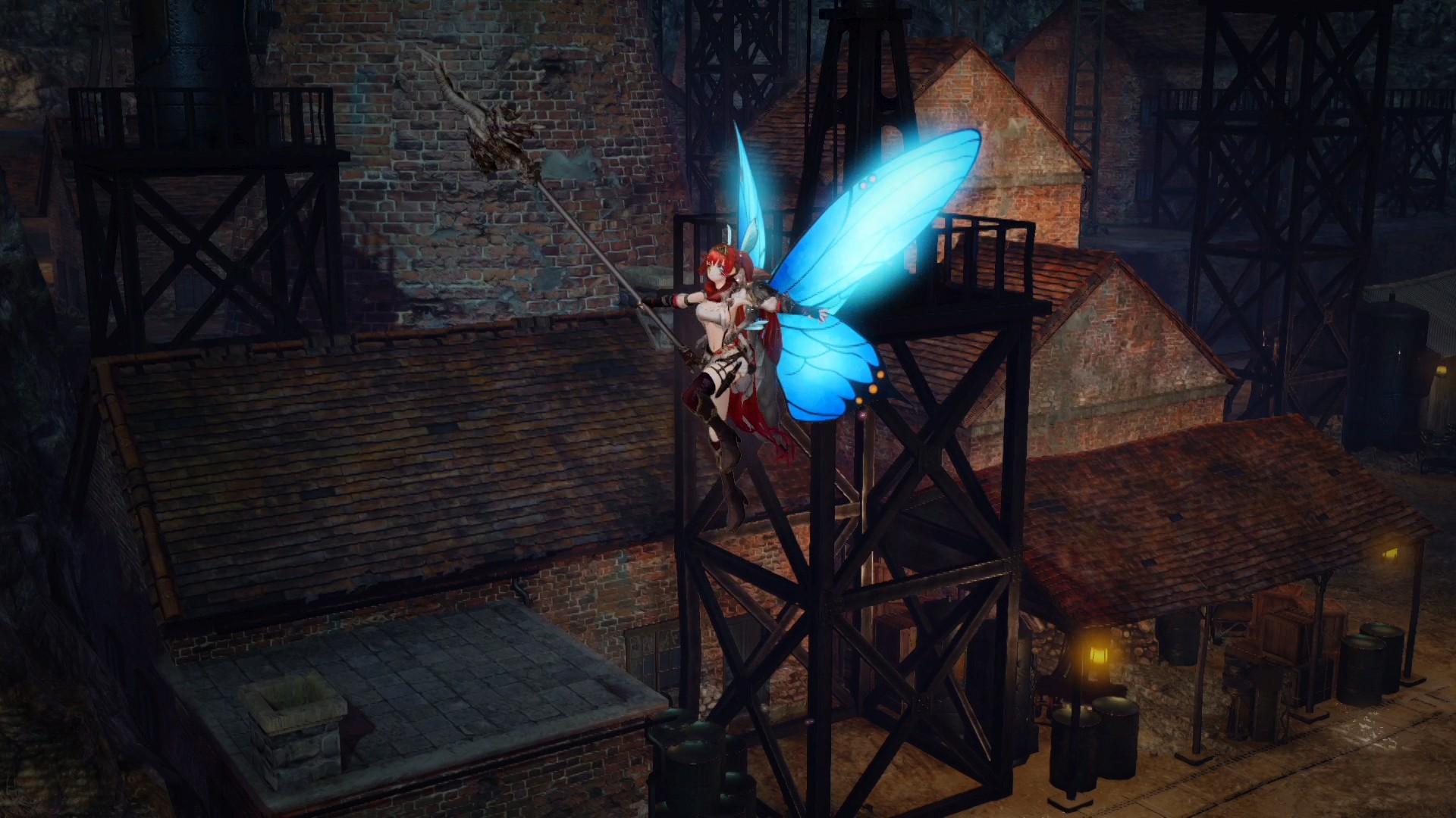 Detaily bojového sytému Nights of Azure 2 a bonusy po vydání 149844