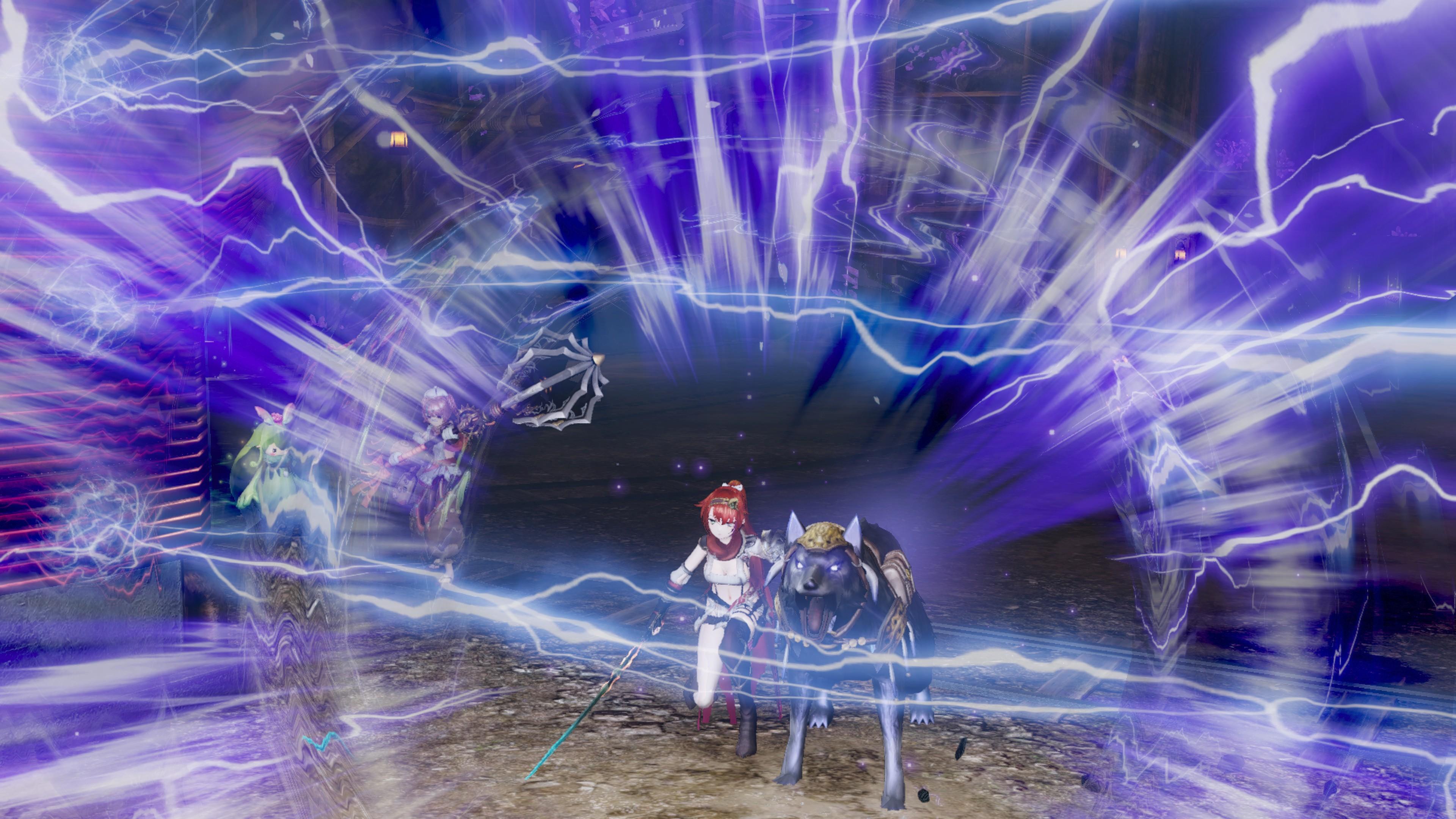 Detaily bojového sytému Nights of Azure 2 a bonusy po vydání 149845