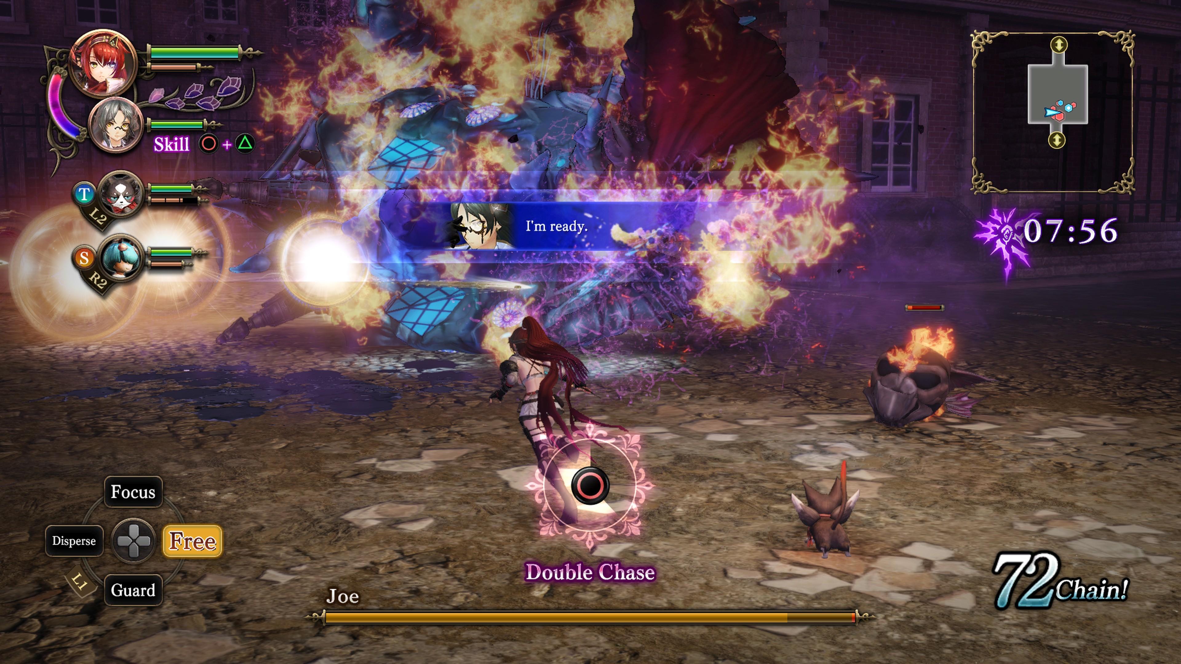 Detaily bojového sytému Nights of Azure 2 a bonusy po vydání 149849