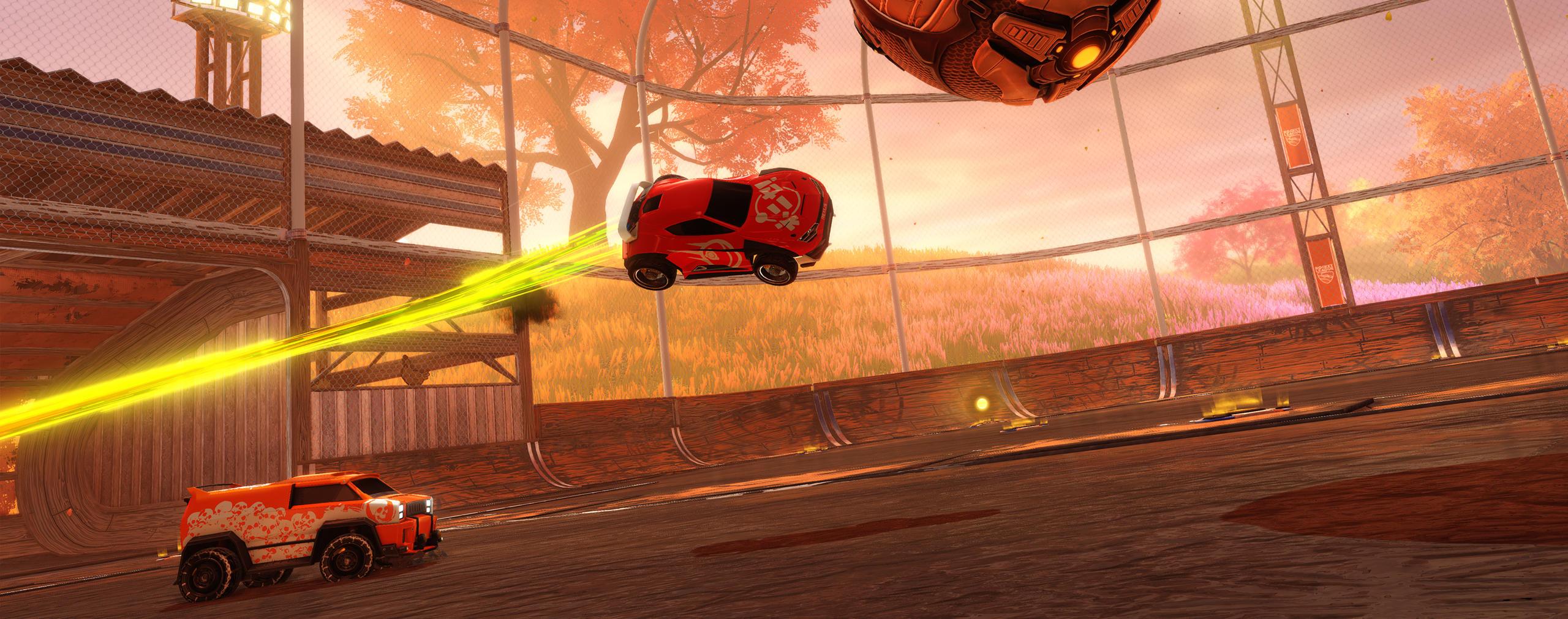 Podzimní aktualizace Rocket League je nacpaná novým obsahem 149856