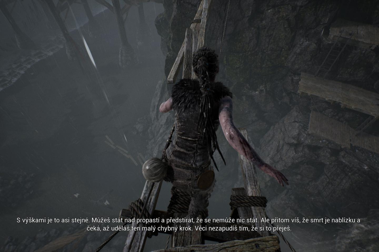 Ukázka z překladu Hellblade: Senua's Sacrifice 149906