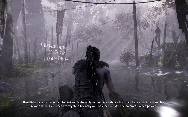 Ukázka z překladu Hellblade: Senua's Sacrifice 149910