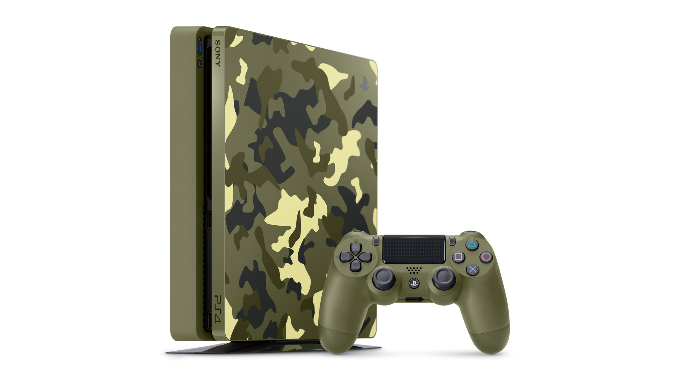 Limitovaná edice PS4 s Call of Duty: WWII 149921