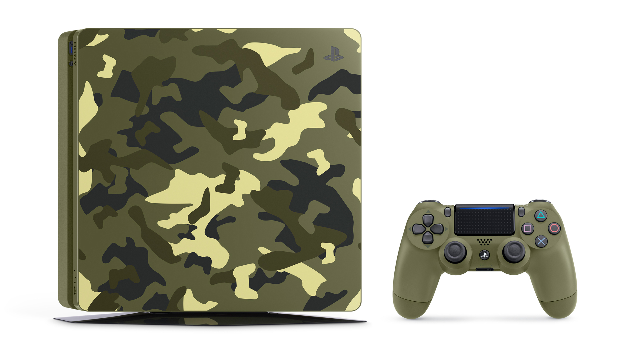 Limitovaná edice PS4 s Call of Duty: WWII 149923