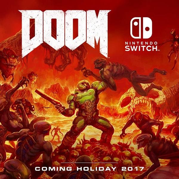 Doom pro Switch nezahrne editor SnapMap 149942