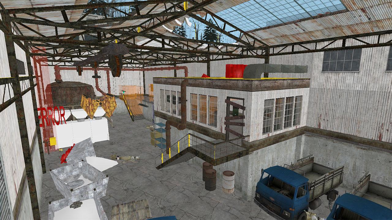 Zrušená epizoda Half-Life 2 od Warrena Spectora se zaměřovala na historii Ravenholmu 150044