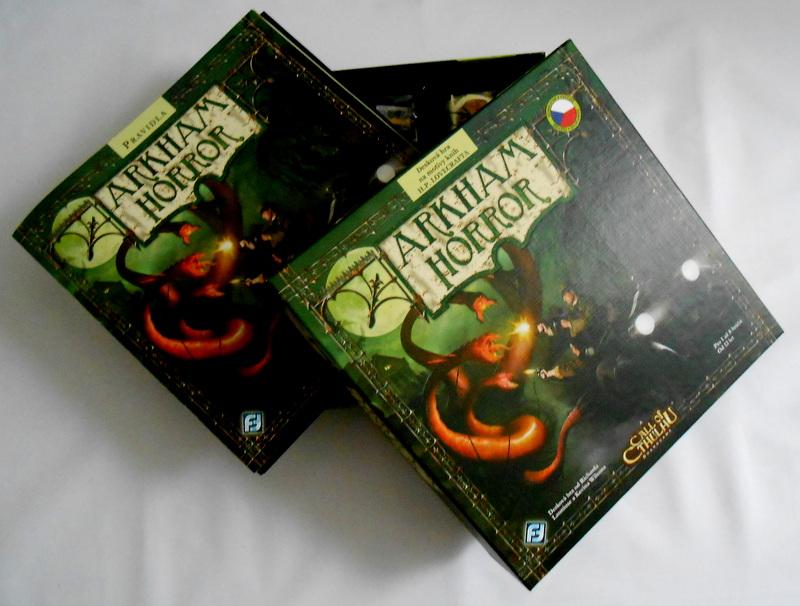 Deskovkový speciál: Arkham Horror 150181