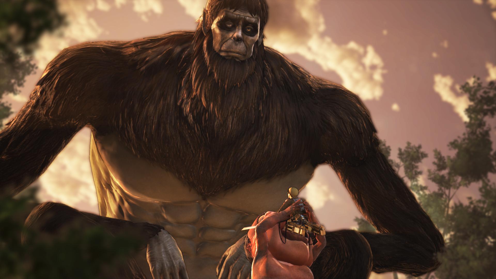 Attack on Titan 2 dorazí i k nám 150205