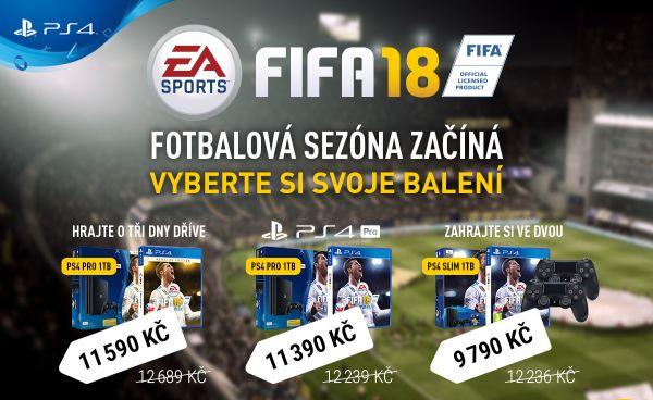 FIFA 18 se nejlépe hraje na PS4 150426
