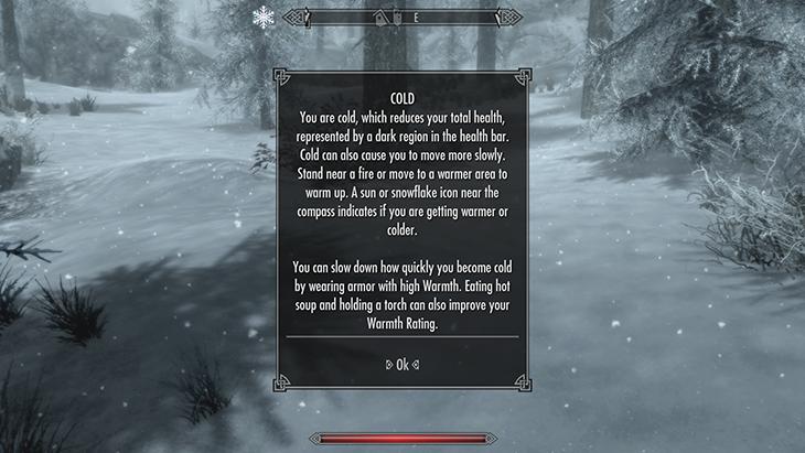 Skyrim Special Edition se dočká Survival režimu 150436