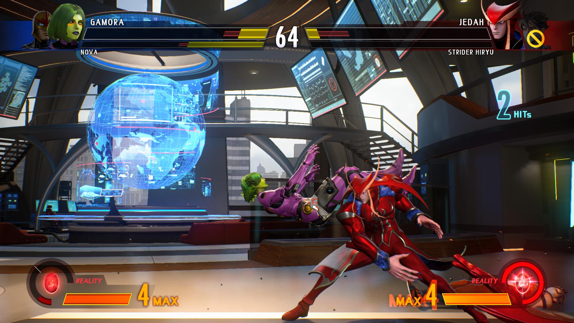 Marvel vs. Capcom: Infinite - zběsilá směska komiksů a videoher 150450