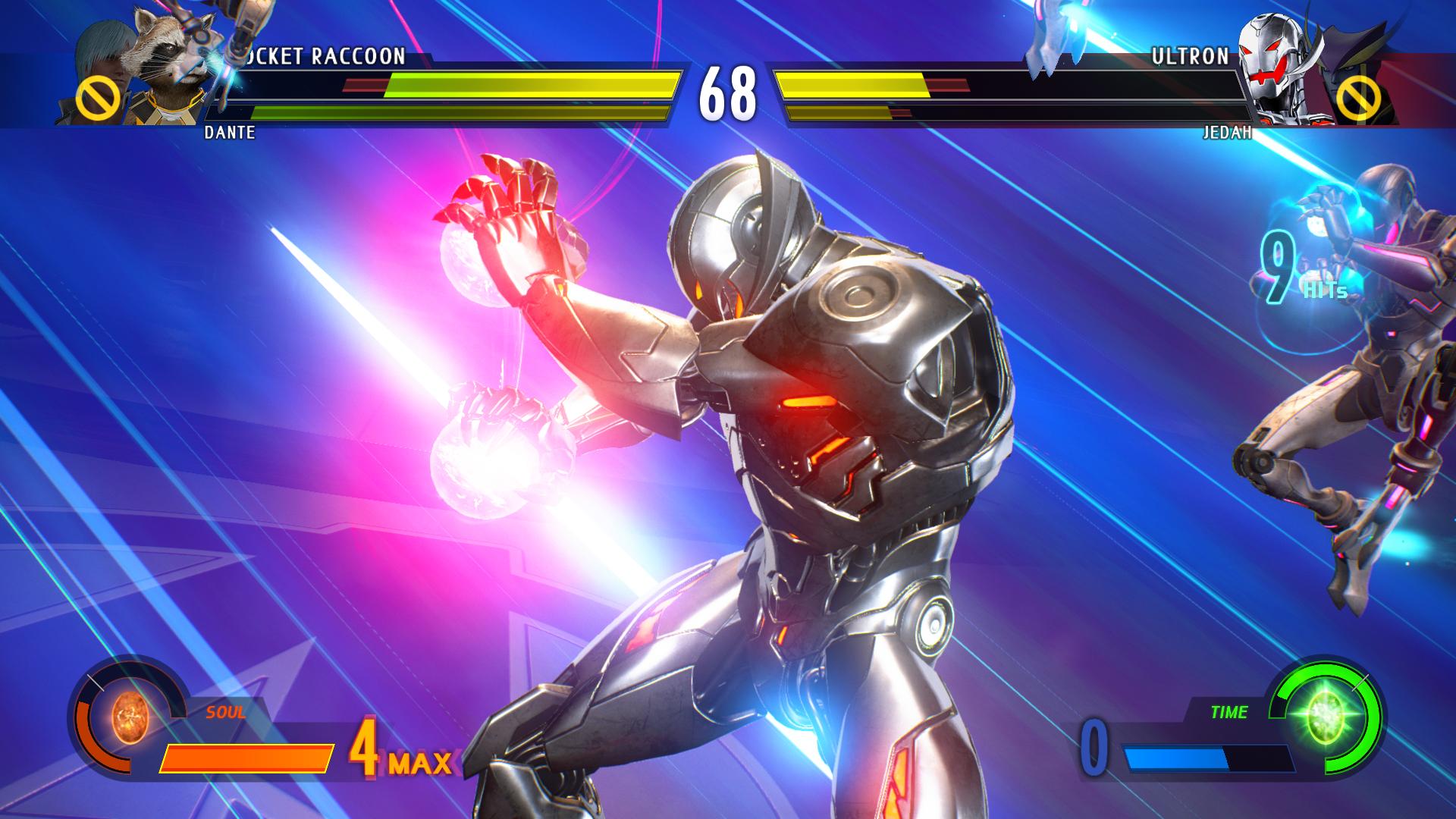 Marvel vs. Capcom: Infinite - zběsilá směska komiksů a videoher 150451