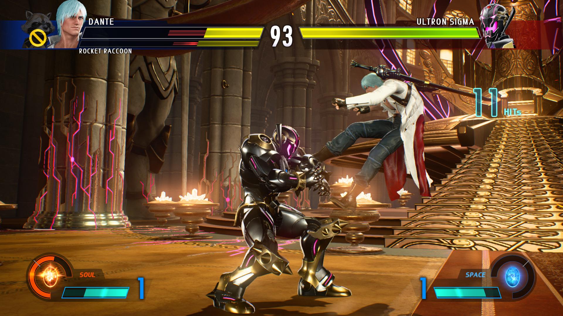 Marvel vs. Capcom: Infinite - zběsilá směska komiksů a videoher 150452