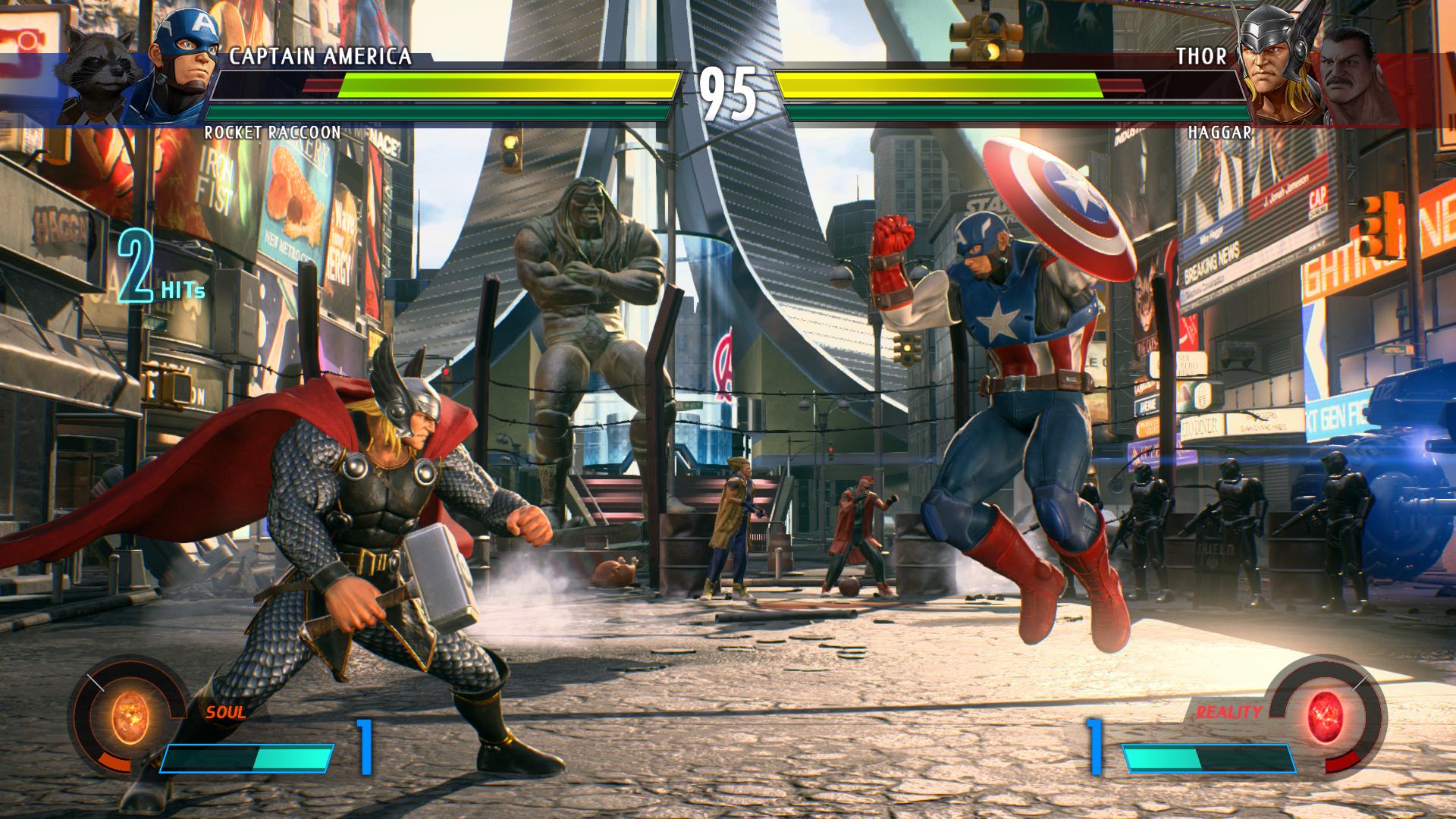 Marvel vs. Capcom: Infinite - zběsilá směska komiksů a videoher 150453