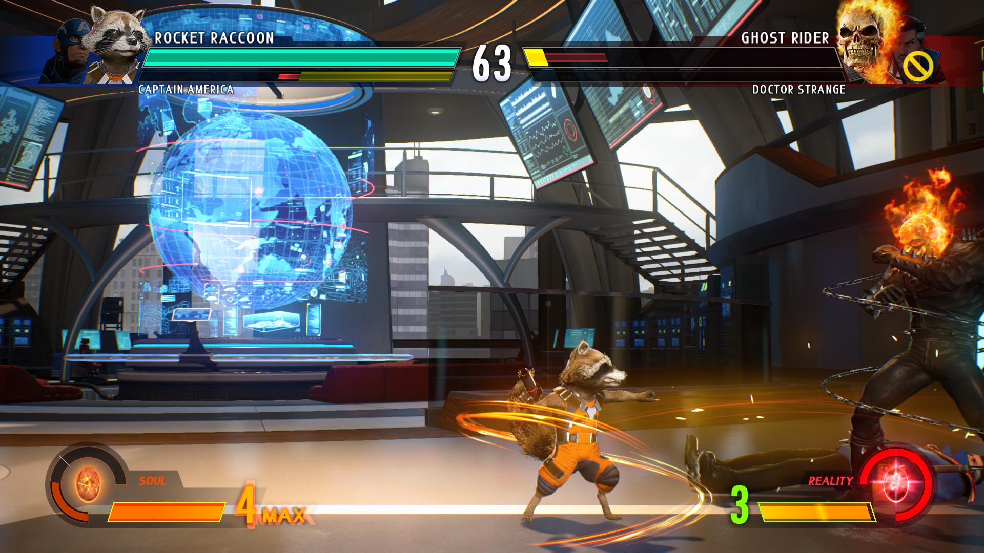 Marvel vs. Capcom: Infinite - zběsilá směska komiksů a videoher 150454