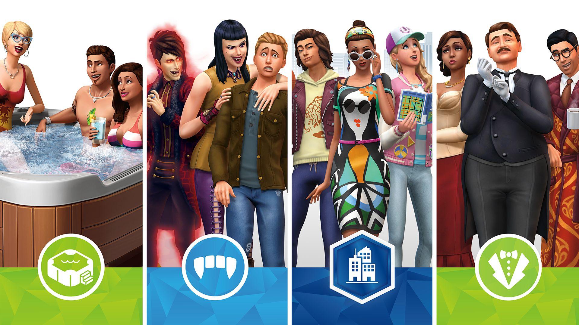 V den vydání The Sims 4 na konzole se budou prodávat i DLC 150616