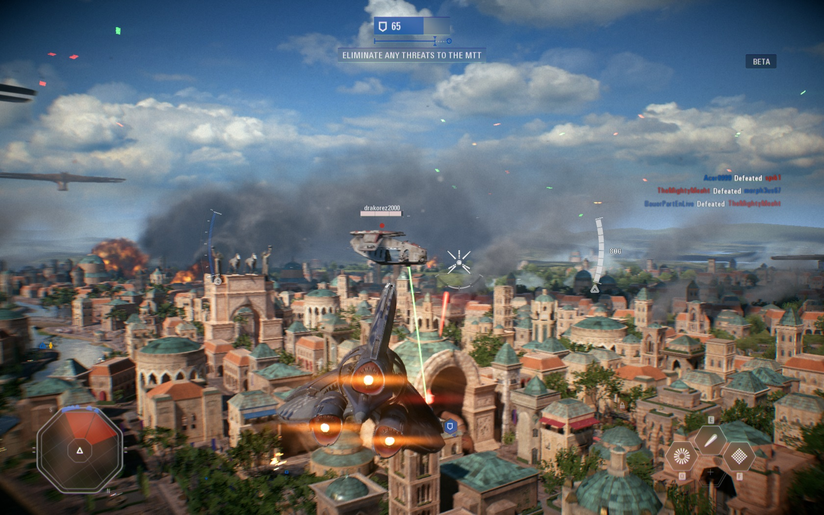 Star Wars: Battlefront 2 - dojmy z bety 150805