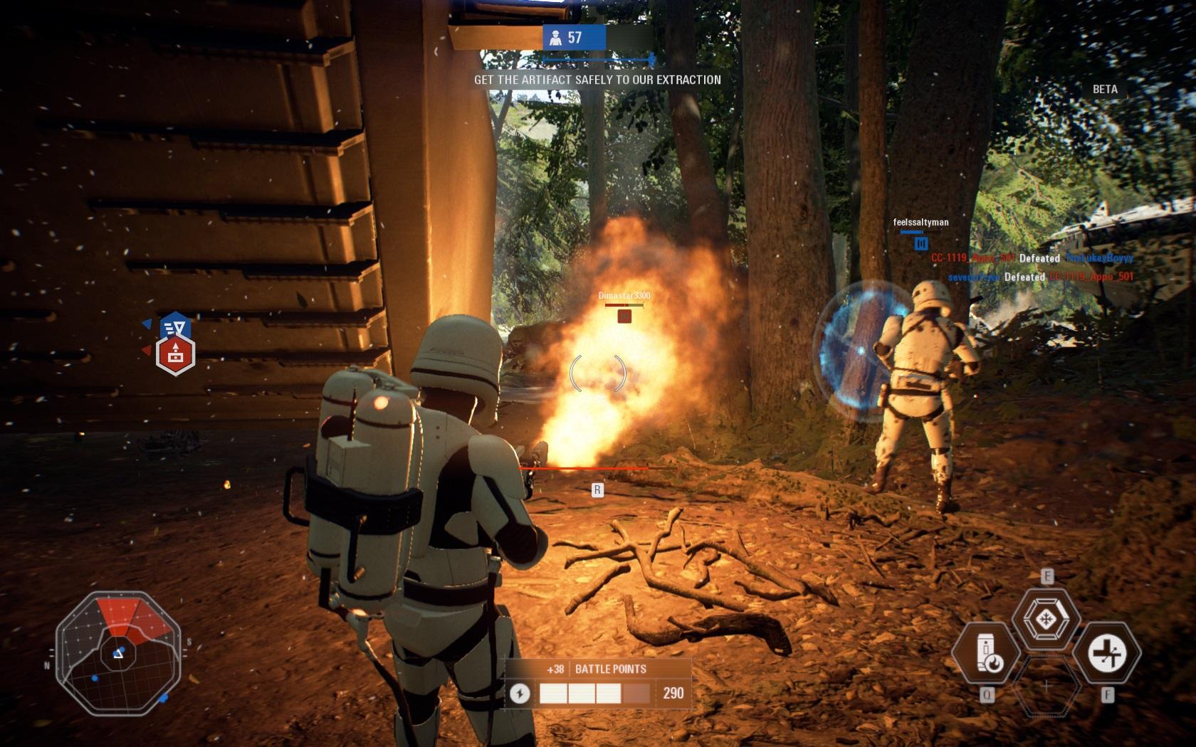 Star Wars: Battlefront 2 - dojmy z bety 150808