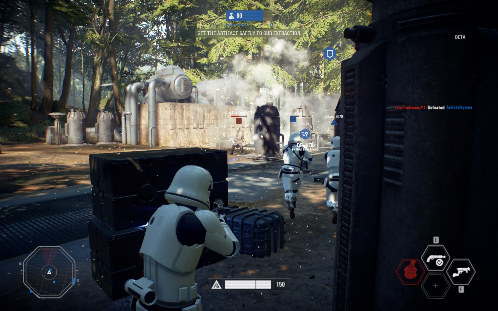 Star Wars: Battlefront 2 - dojmy z bety 150811
