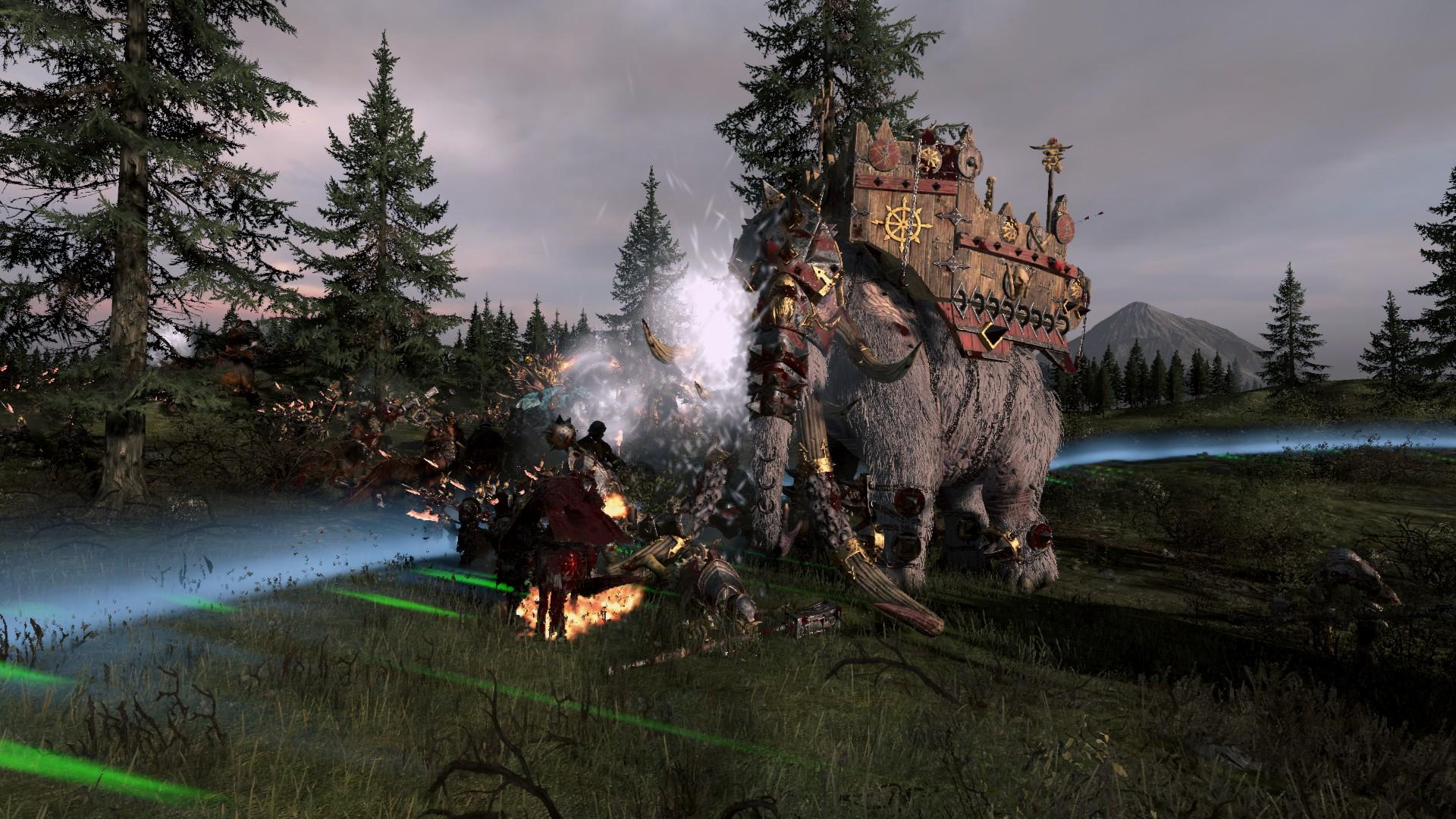 Total War: Warhammer – Norsca fotospeciál z nemilosrdného severu 150835
