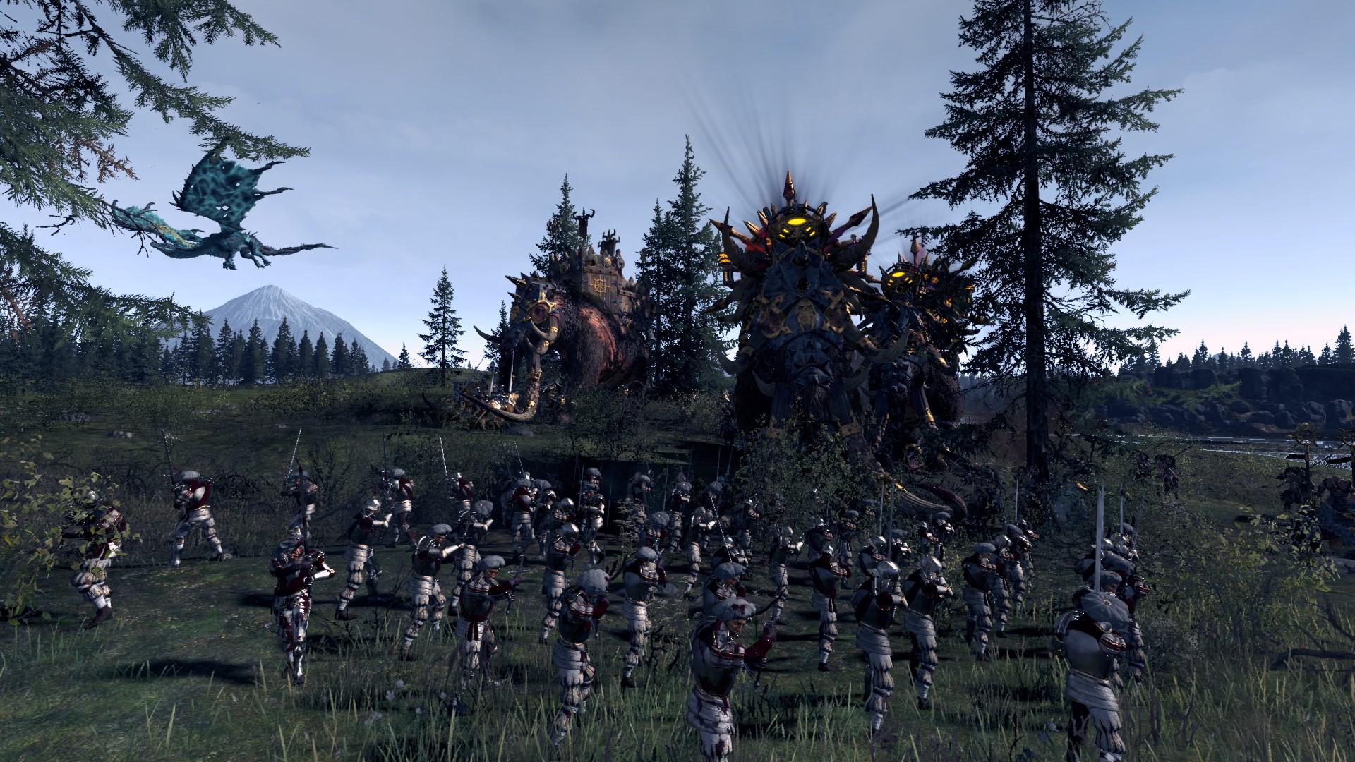 Total War: Warhammer – Norsca fotospeciál z nemilosrdného severu 150836