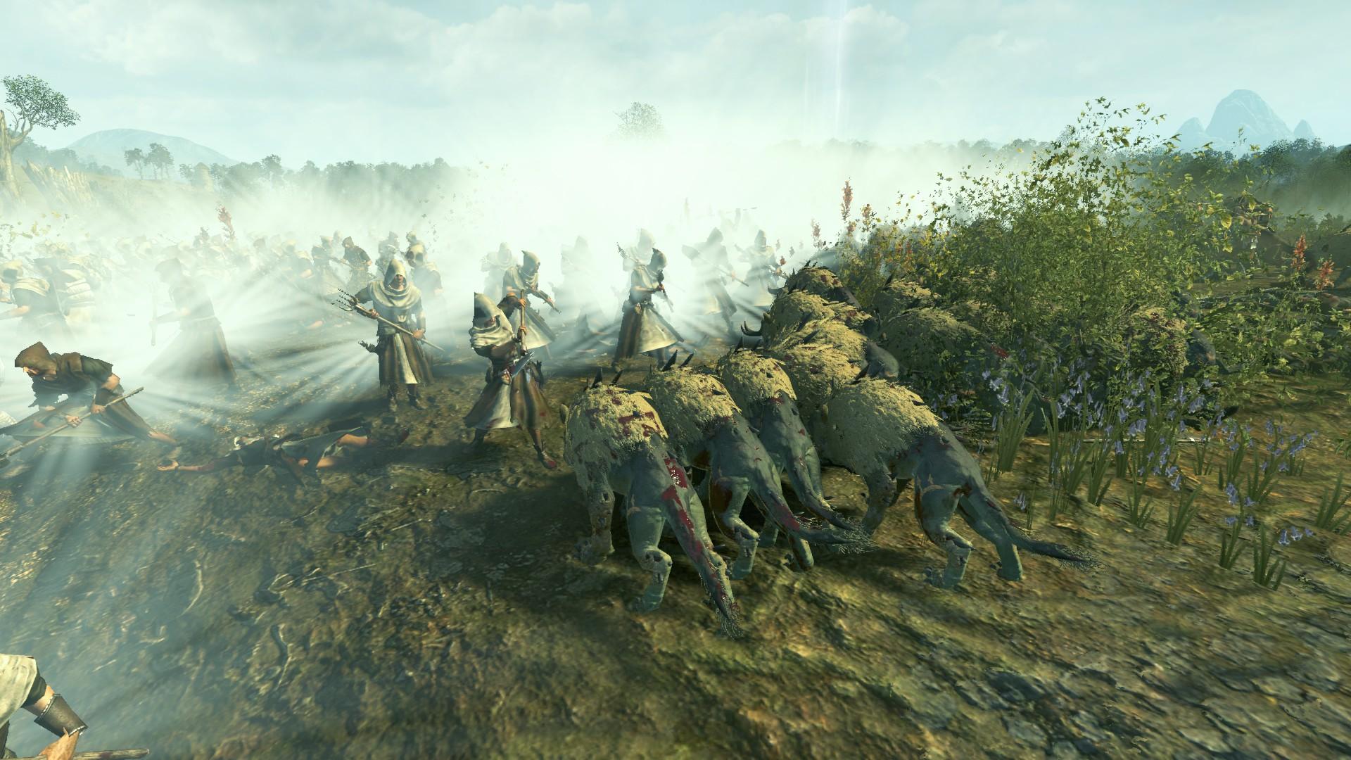 Total War: Warhammer – Norsca fotospeciál z nemilosrdného severu 150837